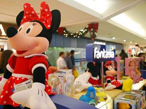 Franquia revende produtos licenciados da Disney (Foto: Divulgação)