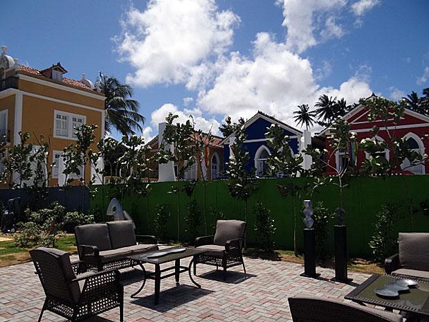 Casacor Pernambuco (Foto: Katherine Coutinho / G1)