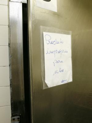 Produto foi isolado em uma câmara fria (Foto: Divulgação/ UEM)