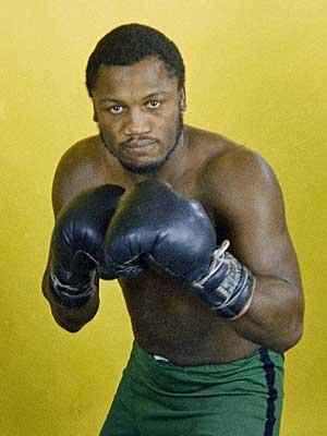 O ex-campeão mundial dos pesos pesados, Joe Frazier. (Foto: Arquivo / AP Photo)
