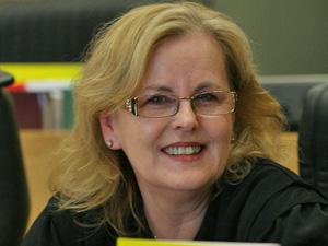 A ministra Rosa Maria Weber Candiota da Rosa (Foto: Divulgação / Tribunal Superior do Trabalho)