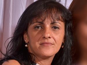 Silvânia morta espancada em Cuiabá (Foto: Reprodução TVCA)