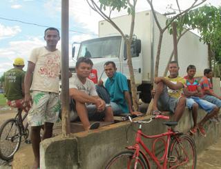 itupiranga populaçãoq uer seperação para melhorar (Foto: Tahiane Stochero/G1)