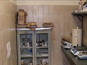 Instalações antigas e com vários problemas (Foto: Reprodução TV Integração)