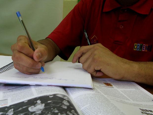 Garoto já passou seis vezes pelas unidades da Fundação Casa; primeira internação foi aos 13 anos (Foto: Vanessa Fajardo/ G1)