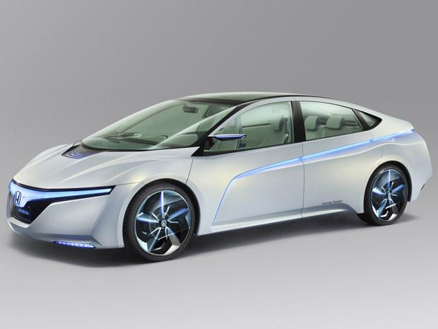 Honda AC-X Concept (Foto: Divulgação)
