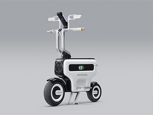 Motor Compo é destinado a pequenos trajetos urbanos e tem bateria removível (Foto: Divulgação)