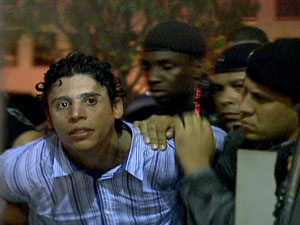 Nem preso (Foto: Reprodução / Globo News)