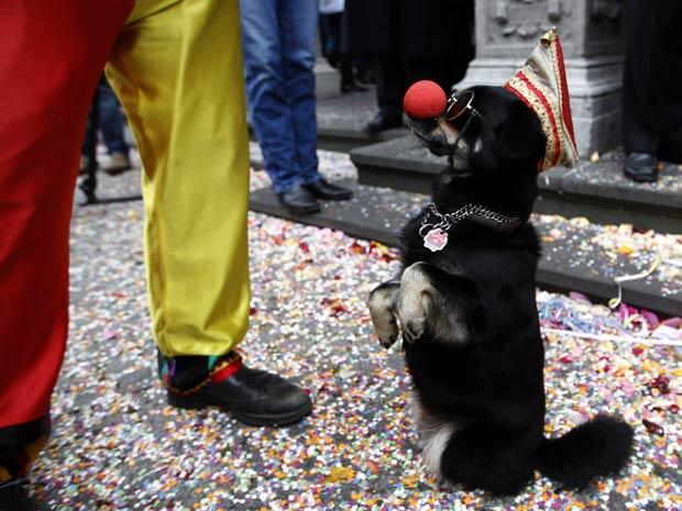 A festa começou oficialmente às 11h11 locais desde 11/11 (Foto: Reuters)