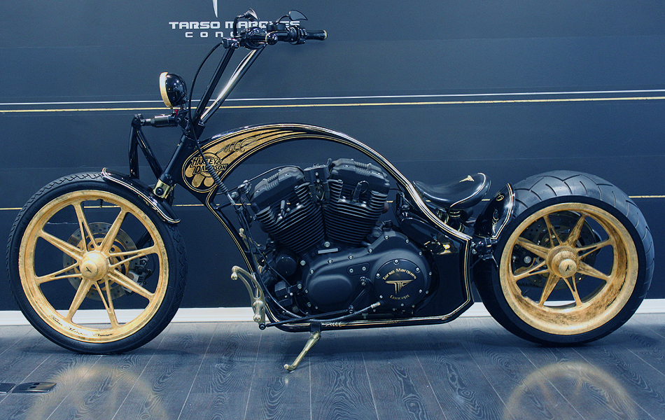 O´Bike, construída pela Tarso Marques Concept, custa R$ 135 mil