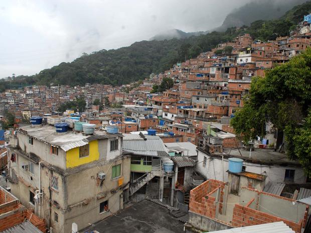 Casa do Nem (Foto: Alexandre Durão/G1)