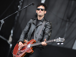Black Rebel Motorcycle Club resumo (Foto: Flavio Moraes/G1)
