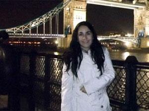 Thaís Caroline Gonçalves, 22 anos (Foto: Reprodução / EPTV)