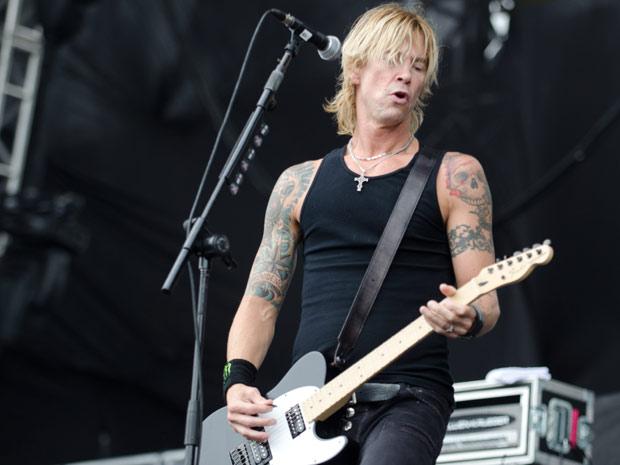 Duff McKagan (Foto: Pedro Carrilho/Divulgação)