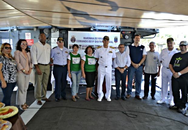 Evento contou com a presença de empresários e da sociedade civil (Foto: Divulgação)