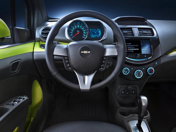 Chevrolet Spark 2013 (Foto: Divulgação)