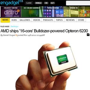 AMD lançou nova linha de chips com 16 núcleos (Foto: Reprodução)
