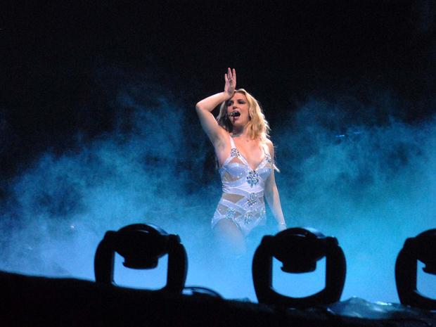Britney Spears Rio (Foto: Alexandre Durão/G1)