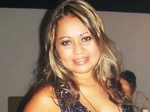 Jordânia Silva, vocalista da banda Encantu's (Foto: Divulgação)