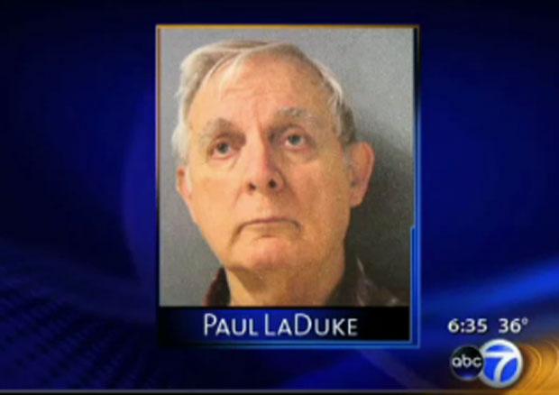 Paul LaDuke teria confessado que se masturbou enquanto lecionava (Foto: Reprodução/ABC7)