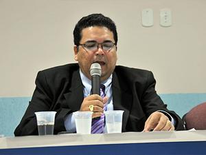 José Januário do Amaral, reitor da Unir (Foto: Divulgação/Unir)