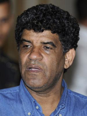 Foto de arquivo de Abdallah al Senussi, que dirigia a inteligência do regime de Kadhafi na Líbia (Foto: Reuters/Paul Hackett/Arquivo)