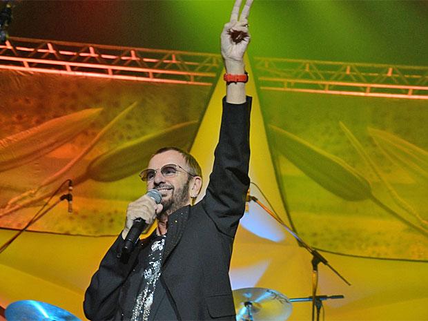 Ringo Starr no Brasil 2011