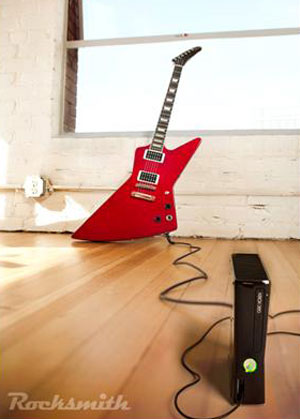 Game que usa guitarra real chegou no Brasil. Image005