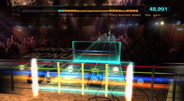 'Rocksmith' usa guitarra de verdade para tocar músicas no game (Foto: Divulgação)