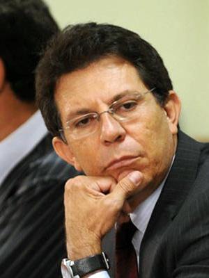 O secretário de Justiça do DF, Alírio Neto, pediu afastamento do cargo por 30 dias (Foto: Fabio Rodrigues Pozzebom/ABr)