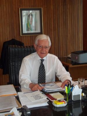 Ministro da Secretaria de Assuntos Estratégicos da Presidência, Moreira Franco (Foto: Mariana Oliveira / G1)