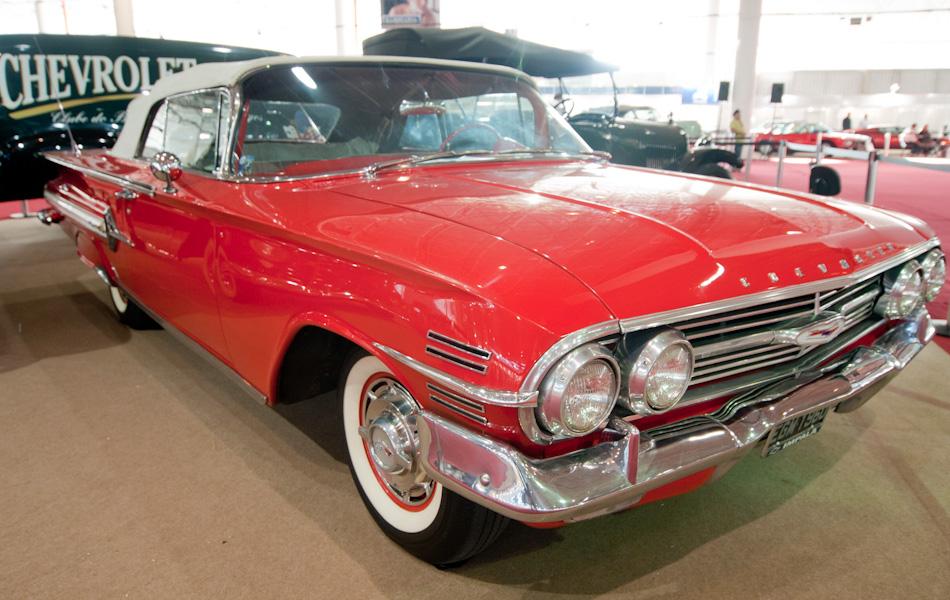 Chevrolet Impala Sport Coupé de 1958