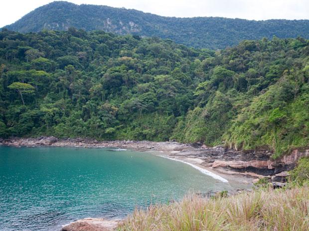 Praia (Foto: Flavio Moraes/ G1)