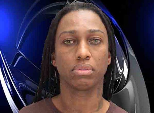 Seu suposto cúmplice, Corey Eubank, também foi preso. (Foto: Reprodução)