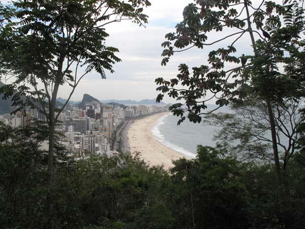 No Rio, a atração maior é a natureza, das praias às montanhas