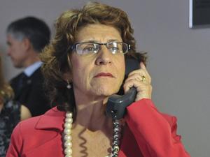 A ministra da Secretaria de Política para Mulheres, Iriny Lopes (Foto: Antonio Cruz / Agência Brasil)