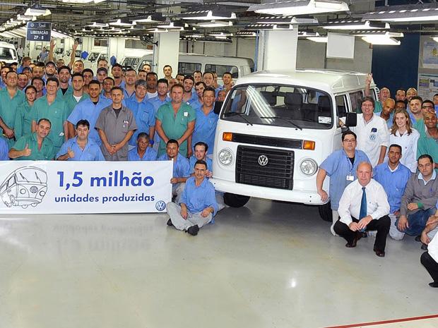 VW Kombi (Foto: Divulgação)