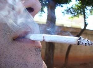 Um em cada quatro são fumantes em Rio Preto (Foto: Alan Schneider / G1)