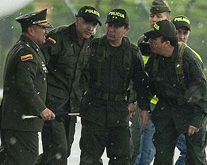 Luis Alberto Erazo foi sequestrado pelas Farc m 199 (Foto: Luis Acosta/AFP)