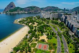 Aterro do Flamengo (Foto: Pedro Kirilos/Riotur)