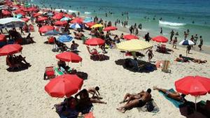 No RJ, atração maior é a natureza, das praias às montanhas (Fabio Motta/AE)