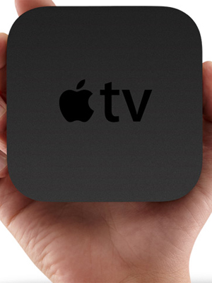 A segunda geração da Apple TV, que teve sua comercialização autorizada no Brasil (Foto: Divulgação)