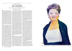 """Reportagem da """"New Yorker"""" diz que Dilma vê EUA como exemplo de como não lidar com crise econômica (Foto: Reprodução)"""