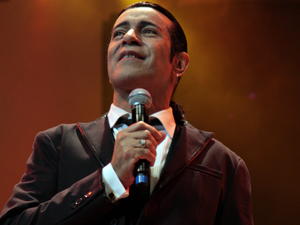 O cantor Elymar Santos (Foto: Divulgação)