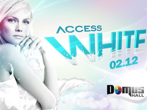 Access White tem quatro DJs nesta sexta-feira (2) (Foto: Divulgação)