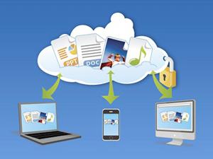 O SugarSync é um serviço de armazenamento e compartilhamento de arquivos na nuvem (Foto: Reprodução)