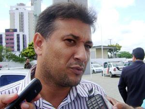 Afonso Vilar, advogado de Marcelinho Paraíba (Foto: Karoline Zilah/G1)
