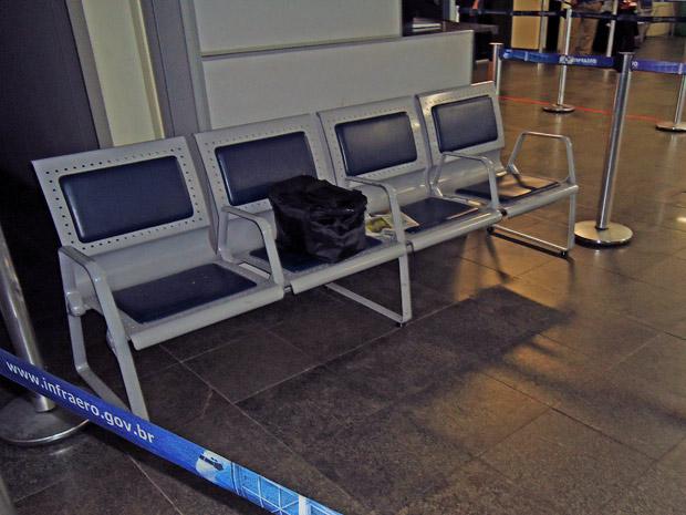 Material apreendido no aeroporto 4 (Foto: Divulgação/PF)