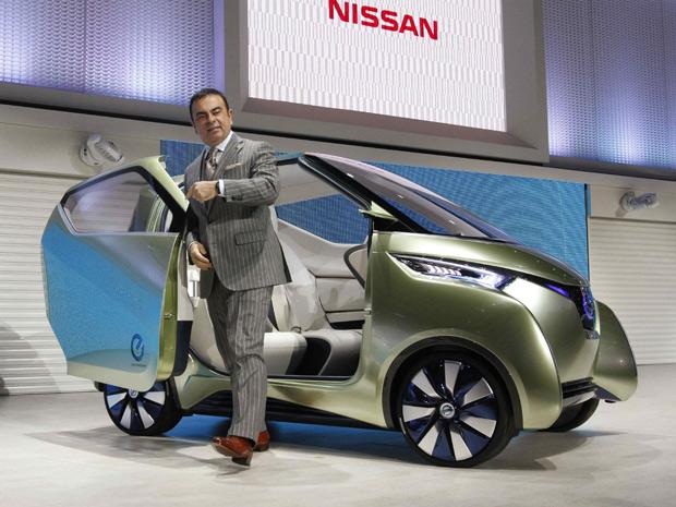Nissan é uma das marcas que mais investem em carros elétricos (Foto: Toru Hanai/Reuters)