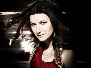 A cantara Laura Pausini (Foto: Divulgação)